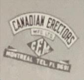 Canadian Erectors Logo